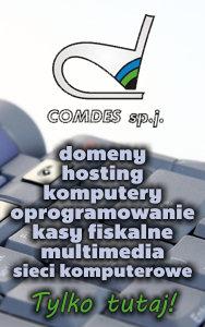 hosting >> ComDes spółka jawna >> Waldemar Galiński & Zbigniew Milc >> Wałcz